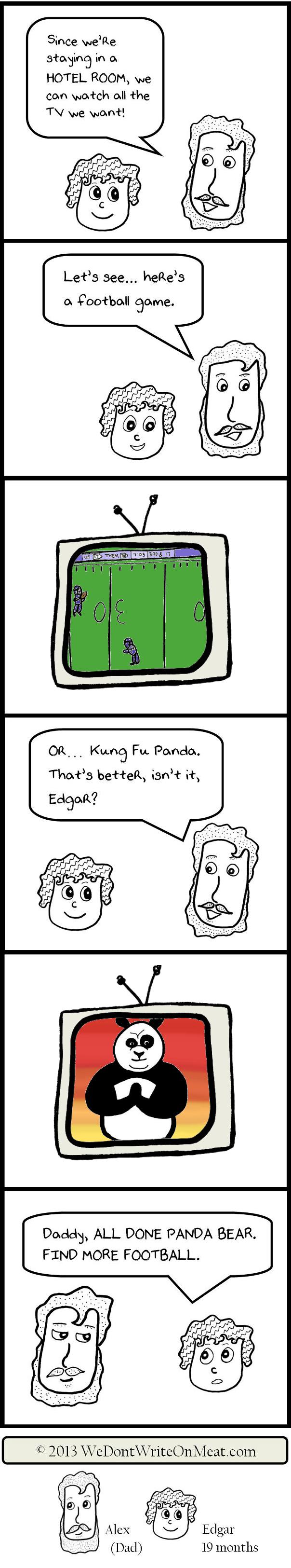 Panda Football