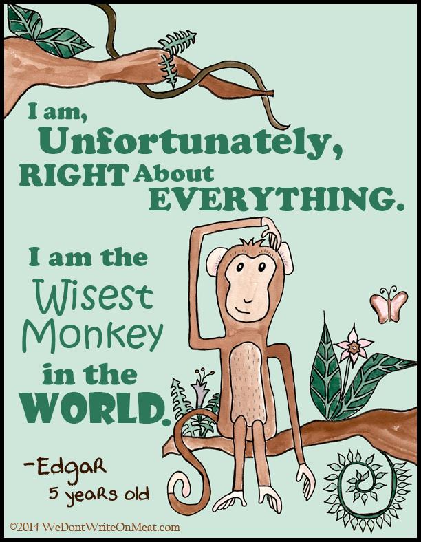Wisest Monkey